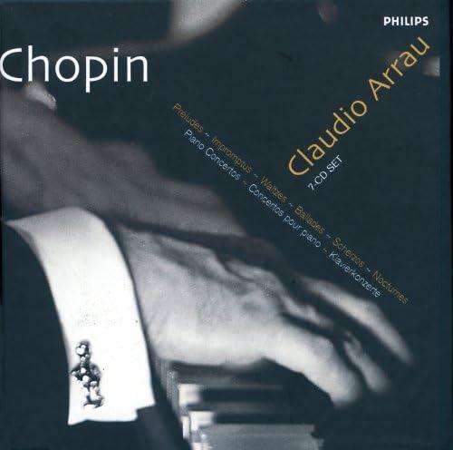 Claudio Arrau & Frédéric Chopin