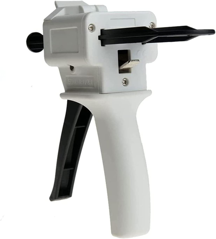Dispenser Gun 50ml Dispensing Dental Max 85% OFF Charlotte Mall Kit I AB