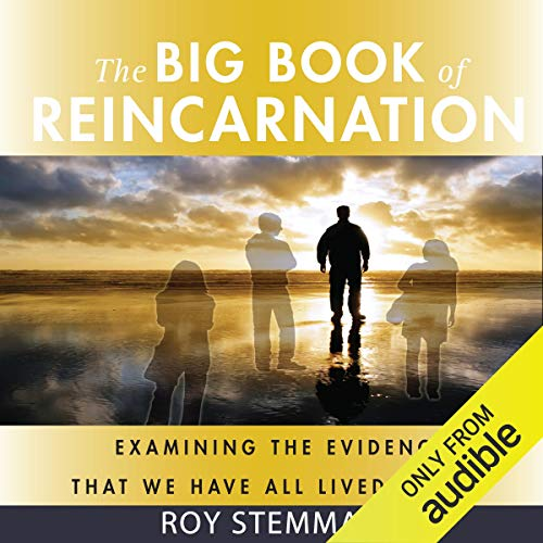 Couverture de The Big Book of Reincarnation: Examining the Evidence That We Have All Lived Before