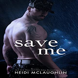 Save Me                   Written by:                                                                                                                                 Heidi McLaughlin                               Narrated by:                                                                                                                                 Angel Clark,                                                                                        Kirk Harnack                      Length: 7 hrs and 22 mins     Not rated yet     Overall 0.0