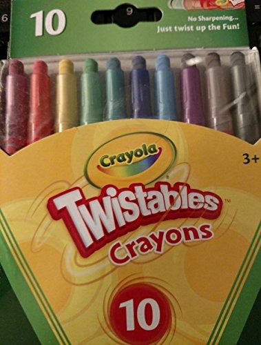 Crayola Mini Twistables Crayons (1)