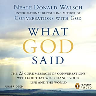 Page de couverture de What God Said