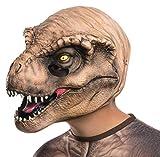 Rubies Costume Co. Inc Child Jurassic World T-Rex 3/4 Mask Standard