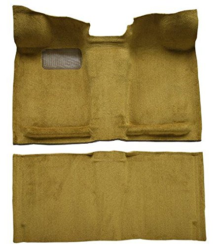 ACC Brand Carpet Compatible with 1980 to 1983 Datsun Truck Regular Cab (812-Royal Blue Plush Cut Pile)