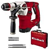 Einhell Martillo perforador TE-RH 32 4F Kit (1250 W, 5 J, perforación + perforación con impacto +...