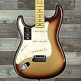 Fender American Ultra Stratocaster MN Mocha Burst LEFTY w/Hardshell Case