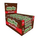 Milky Way 100 Calories Milk Chocolate Candy Bar 0.77-Ounce Bar 24-Count Box