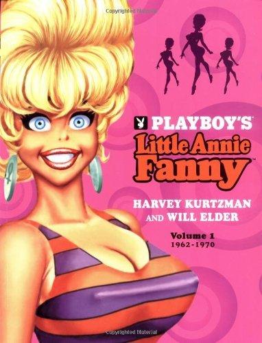 Little Annie Fanny Volume 1: 1962 - 1970: 1962-1970 v. 1 by Will Elder (Artist), Harvey Kurtzman (19-Dec-2000) Paperback