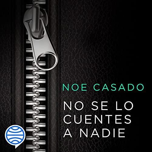 Diseño de la portada del título No Se Lo Cuentes a Nadie