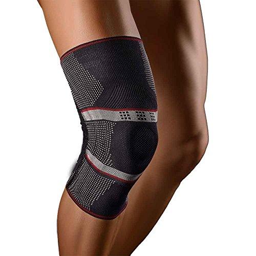 BORT select StabiloGen® für das Knie, xx-large plus, schwarz