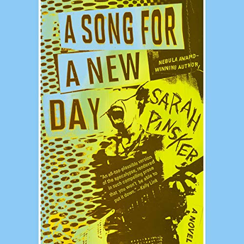 A Song for a New Day audiobook cover art