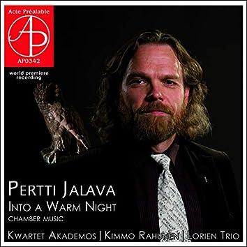 Pertti Jalava: Into a Warm Night