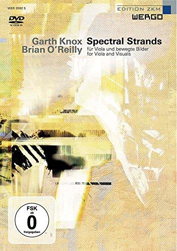 Spectral Strands (für Viola und bewegte Bilder)