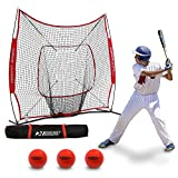 Rukket 7x7 Baseball Hitting Net (6 Piece)