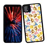 DISNEY COLLECTION Tire Phone Case Google Pixel 4 Sweet Theme Winnie The Pooh Skid Shock Absorption Non-Slip Durable Rubber Bumper Case