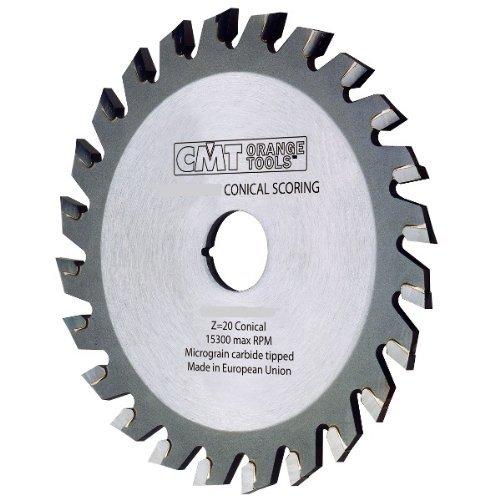 CMT Orange Tools Y288.140.24E - Sierra incisora 140x3.1/4.0x16 z 24 conico