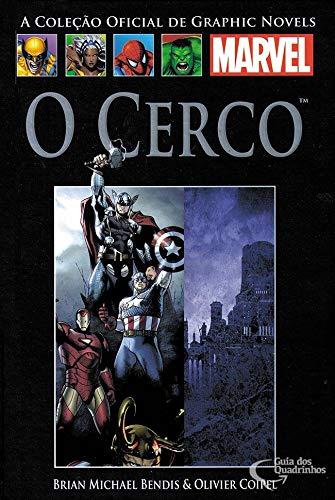 O Cerco - Coleção Oficial de Graphic Novels Marvel, A n° 60