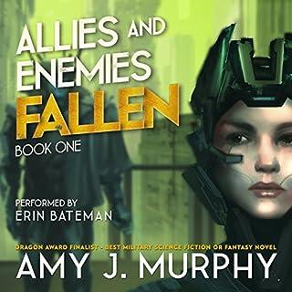Allies and Enemies: Fallen audiobook cover art