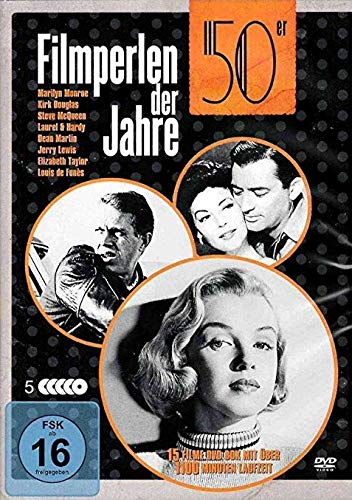 Filmperlen der 50er Jahre - 5DVD