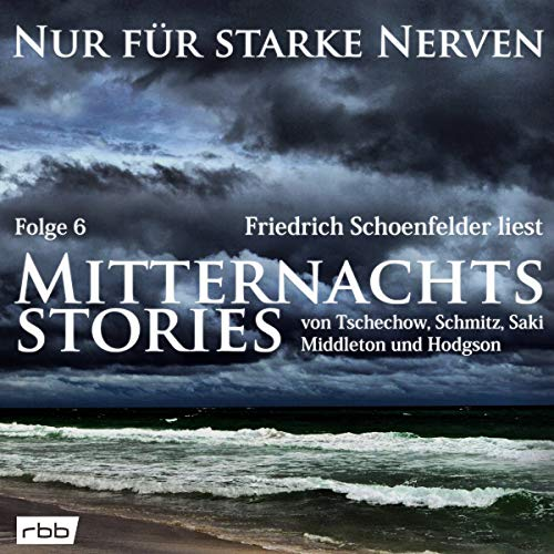 Mitternachtsstories von Middleton, Tschechow u. v. a. audiobook cover art