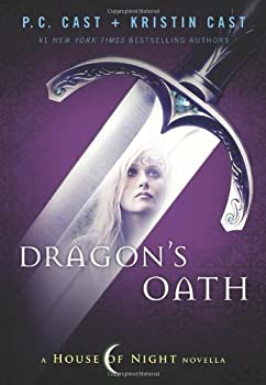 Hardcover Dragon's Oath Book