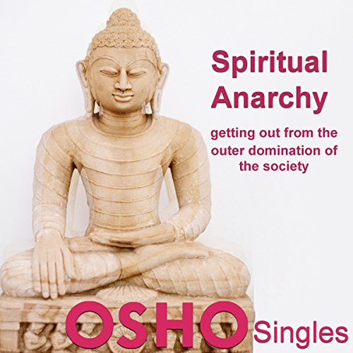 Spiritual Anarchy audiobook cover art
