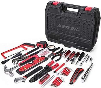 170-Pieces Meterk Household/Auto Repair Mechanic Tool Set