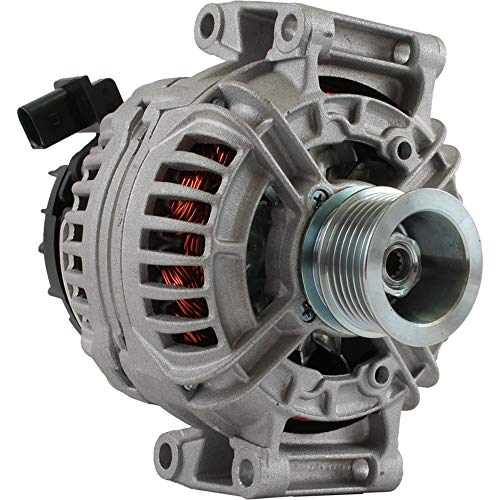 DB Electrical ABO0343 Alternator Compatible With/Replacement For Mercedes Benz C (2006-2011) CLK (2006-2009) E (2010-2011) SLK Class 2005 2006 2007 2008 2009 2010 2011 A272-154-00-02 A275-150-00-50