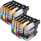 Alaskaprint 10x kompatible Druckerpatronen als...