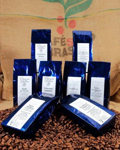 Classic Caffee - Probierset 1 - Kaffee - Ganze Bohne
