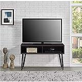 Ameriwood Home Owen Collection Retro TV Stand, Espresso