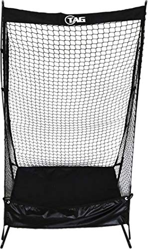 TAG TPKN100 Football Sideline Punt/ Kick Portable Kicking Cage