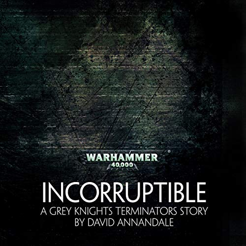 Incorruptible cover art