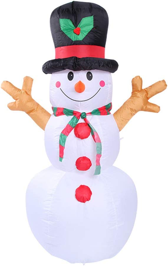 Quenny Christmas Inflatable Snowman twig National products Award Figurine Doll