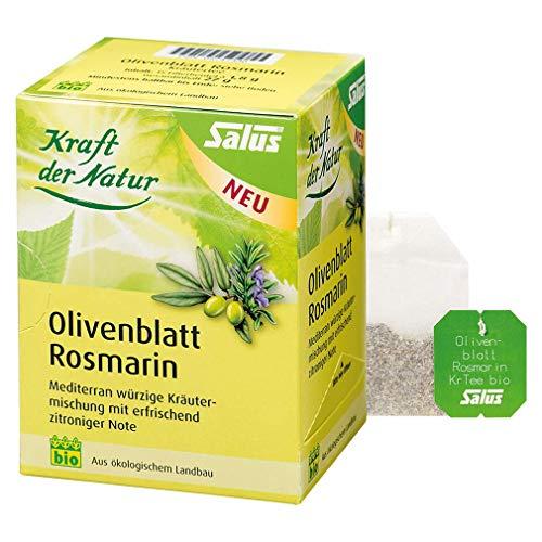 Salus Olivenblatt Rosmarin Tee Bio, 27g