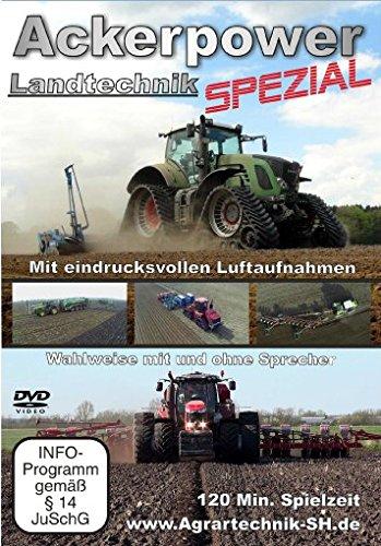 Ackerpower Spezial - Landtechnik