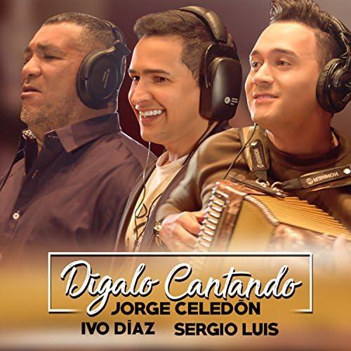Jorge Celedón, Sergio Luis Rodriguez & Ivo Diaz