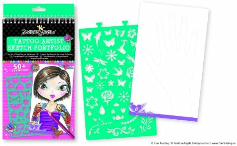 Fashion Angels 11500 Tattoo Artist Mini Design Portfolio Sketchbooks by Fashion Angels