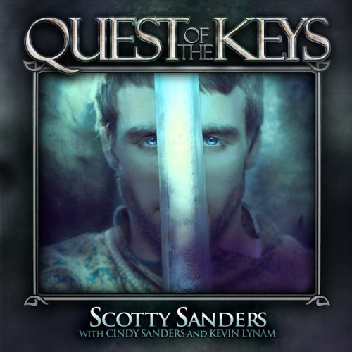 Quest of the Keys audiobook cover art