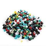 Clips de parachoques 500Pcs, remaches de plástico, prácticos para autopartes para autopartes