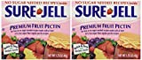Sure Jell No Sugar Pectin, 1.75 oz (Pack of 2)