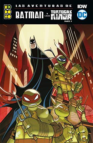 Las aventuras de Batman y las Tortugas Ninja parte 01 (de 2)