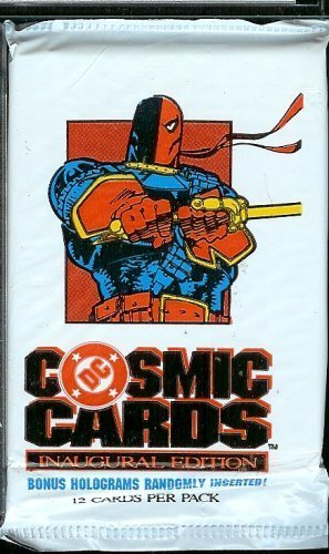 Cosmic Cards Trading Cards Inaugural Edition - 12 cards per pack