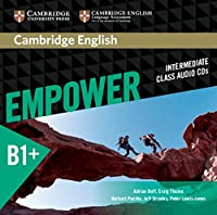 Cambridge English Empower. Class audio CDs (3) (B1+): Fuer Erwachsenenbildung/Hochschulen