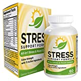 All-in-1 Stress Relief Supplement Support Complex Pills - Stress Supplements/Pills