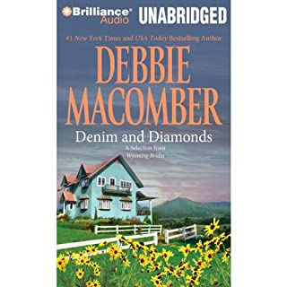 Denim and Diamonds: A Selection from Wyoming Brides cover art