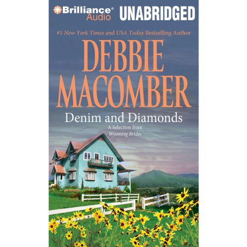 Denim and Diamonds: A Selection from Wyoming Brides audiobook cover art