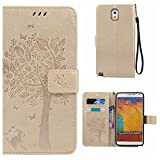 BoxTii Samsung Galaxy Note 3 Case + Free Tempered Glass