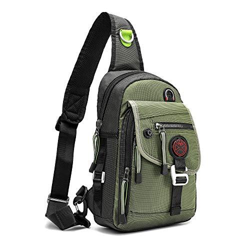 Nicgid Crossbody Bag For Tablets