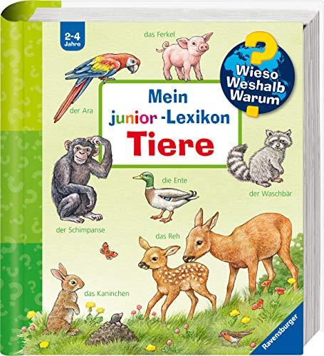Wieso? Weshalb? Warum? Mein junior-Lexikon: Tiere (Wieso? Weshalb? Warum? Sonderband)